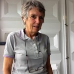 Gwen Jones, 74.